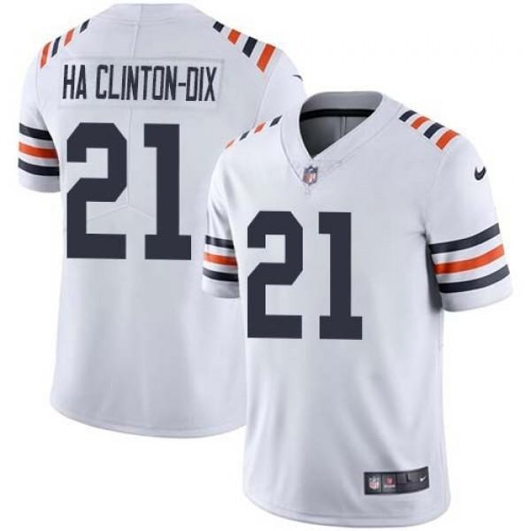 Nike Bears #21 Ha Ha Clinton-Dix White Men's 2019 Alternate Classic Stitched NFL Vapor Untouchable Limited Jersey