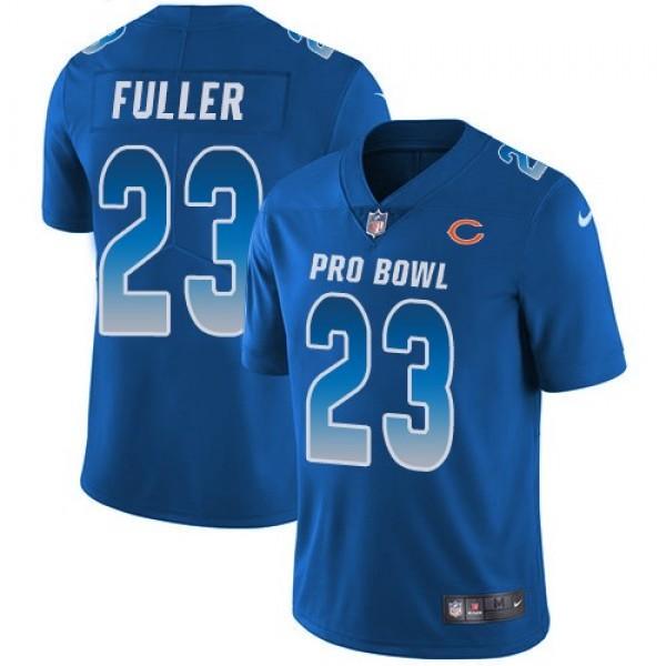 Nike Bears #23 Kyle Fuller Royal Men's Stitched NFL Limited NFC 2019 Pro Bowl Jersey